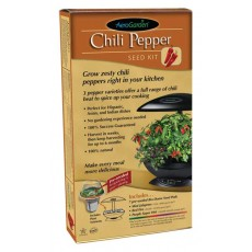 Chili pepper seed kit