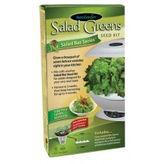 Salad Green Seed Kit