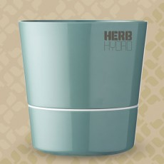 Herb Hydro pot Nordic Green