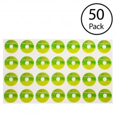 Stick-On Seed Pod Labels - 50 Count